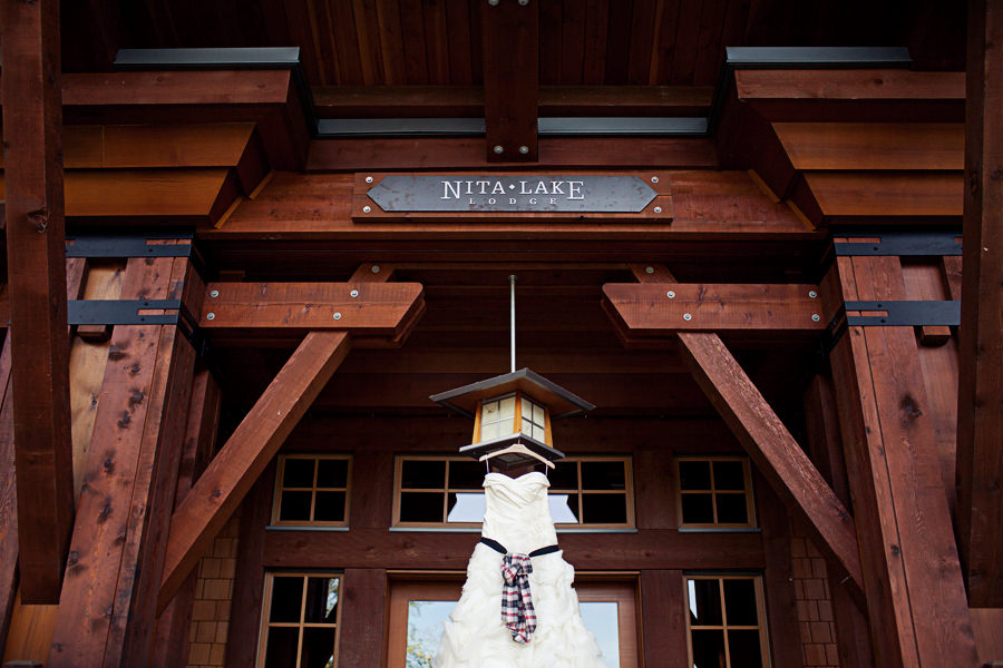 Nita Lake Lodge Wedding Photographer