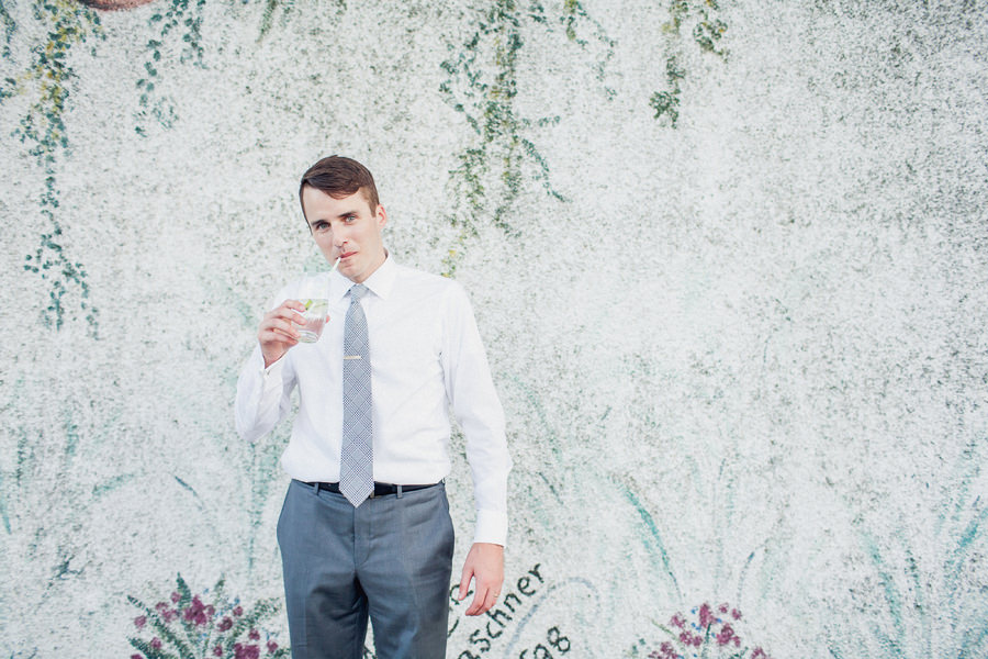 Creative Main Street Wedding Photographer