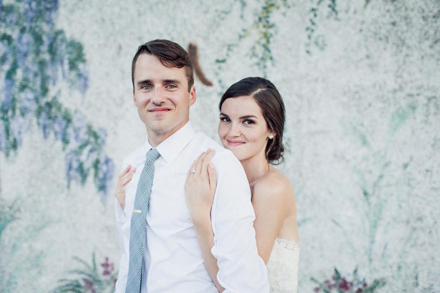 QE Park & Heritage Hall Wedding Photographer