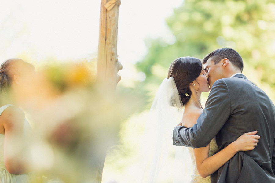 Intimate Outdoor Wedding in Vancouver