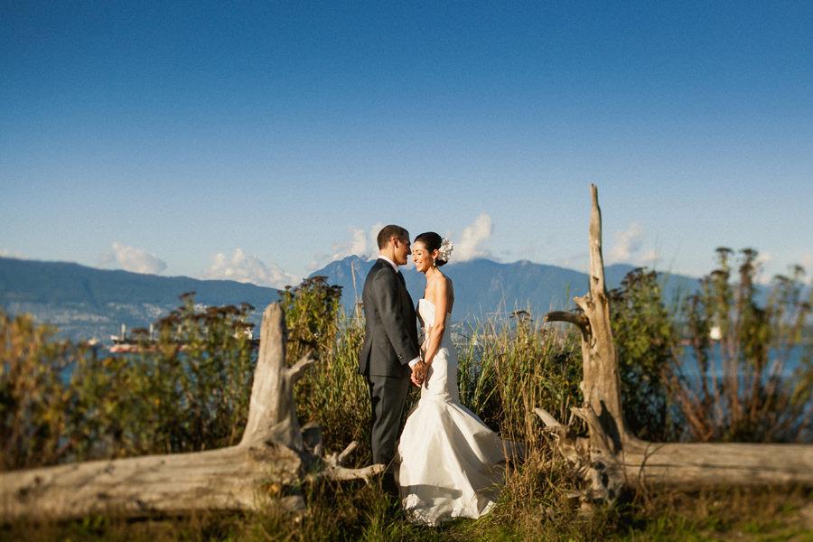 Jericho Beach Wedding Photographer