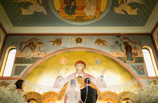 St. Nicholas Greek Orthodox Church Wedding Photographer