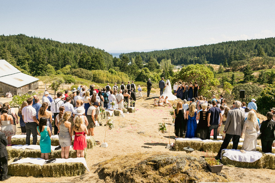 British Columbia Farm Wedding Photographer