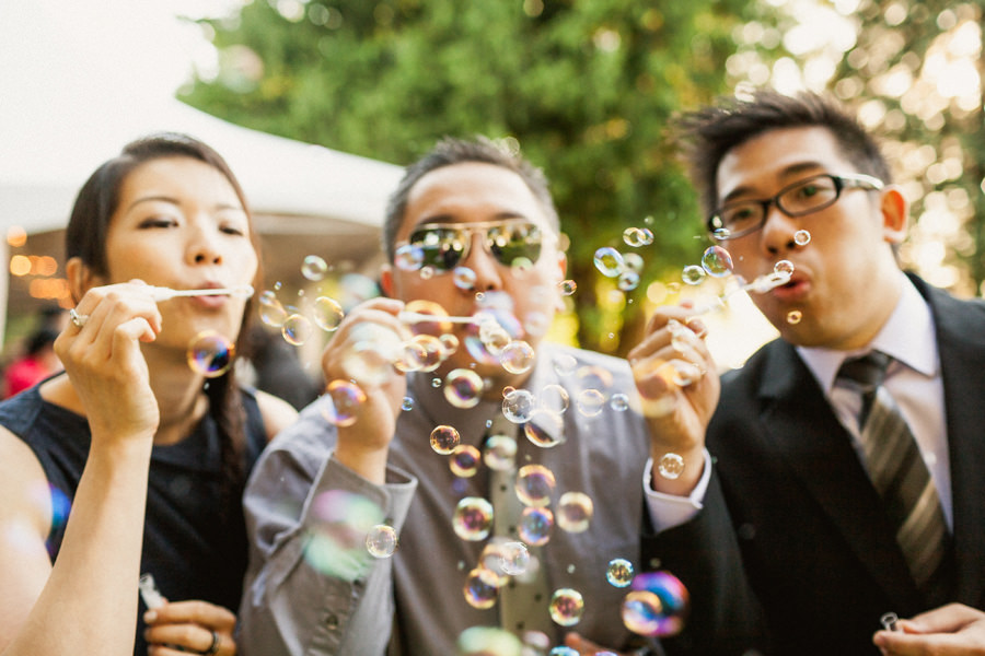 Bubbles inspiration - Vancouver Wedding Photographer