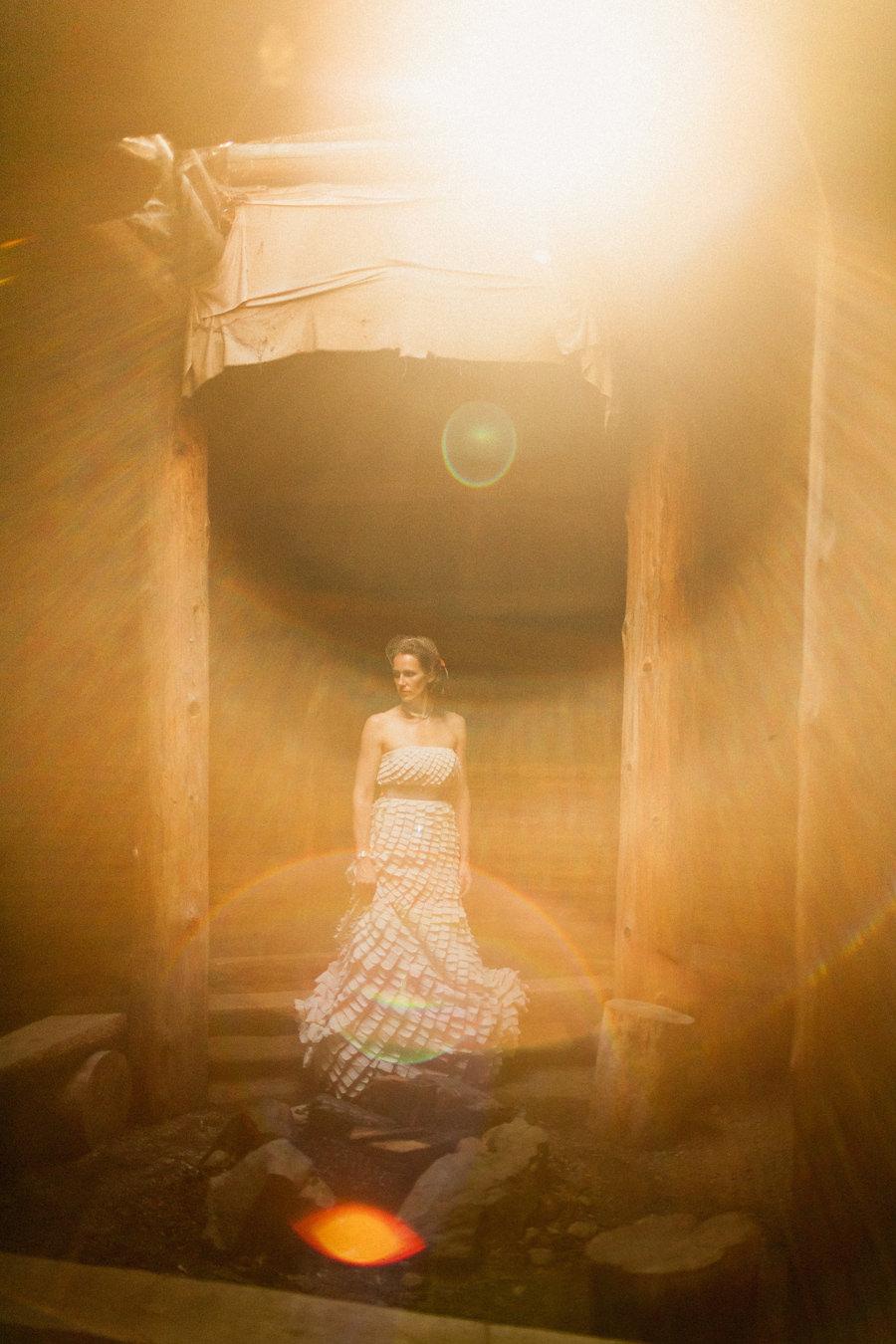 Creative Vancouver Bridal Portrait