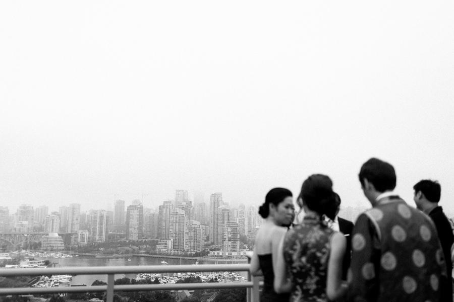 Vancouver Fog Summer 2013