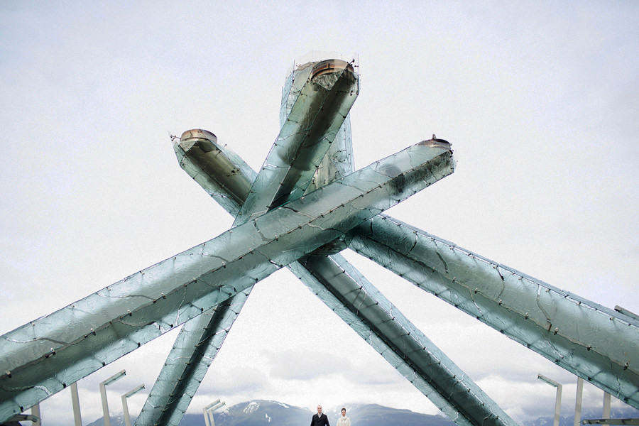 Olympic Torch Vancouver