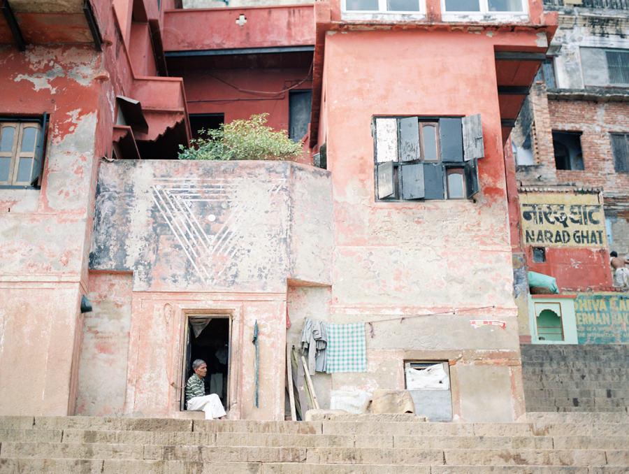 Narad Ghat in Varanasi