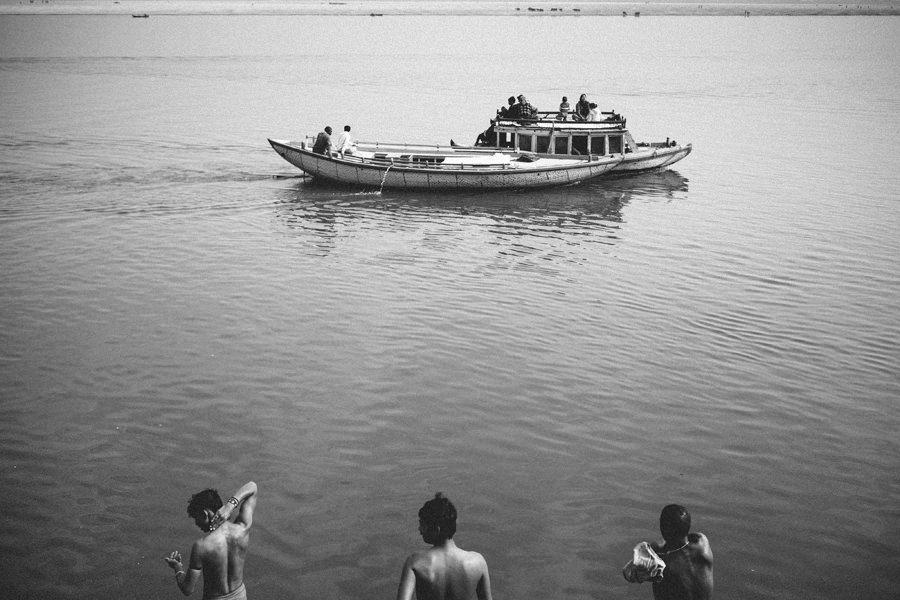 The Ganges in India, Varanasi