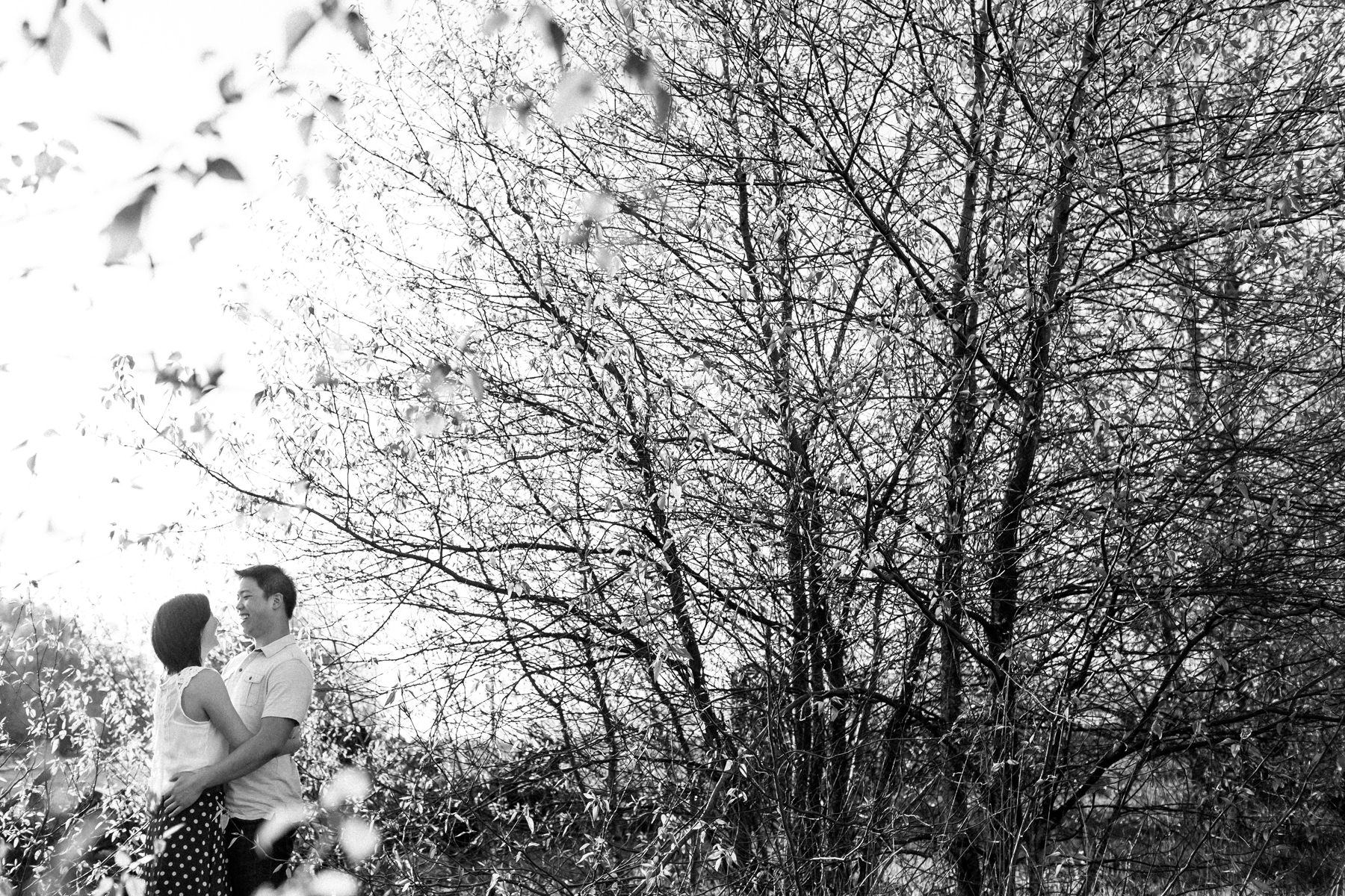 Kevin and Lily Engagement Session