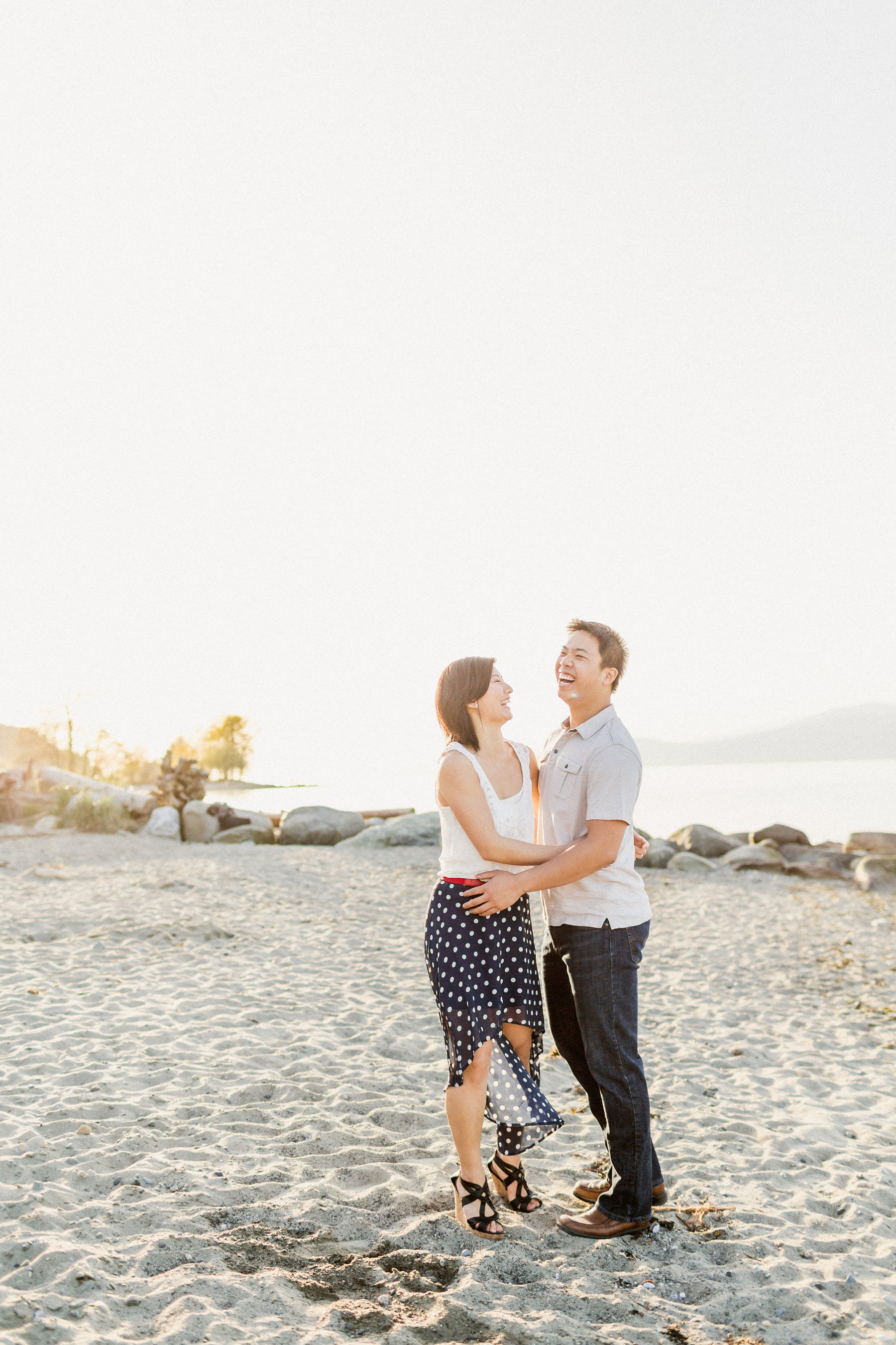 Vancouver Engagement Session Inspiration