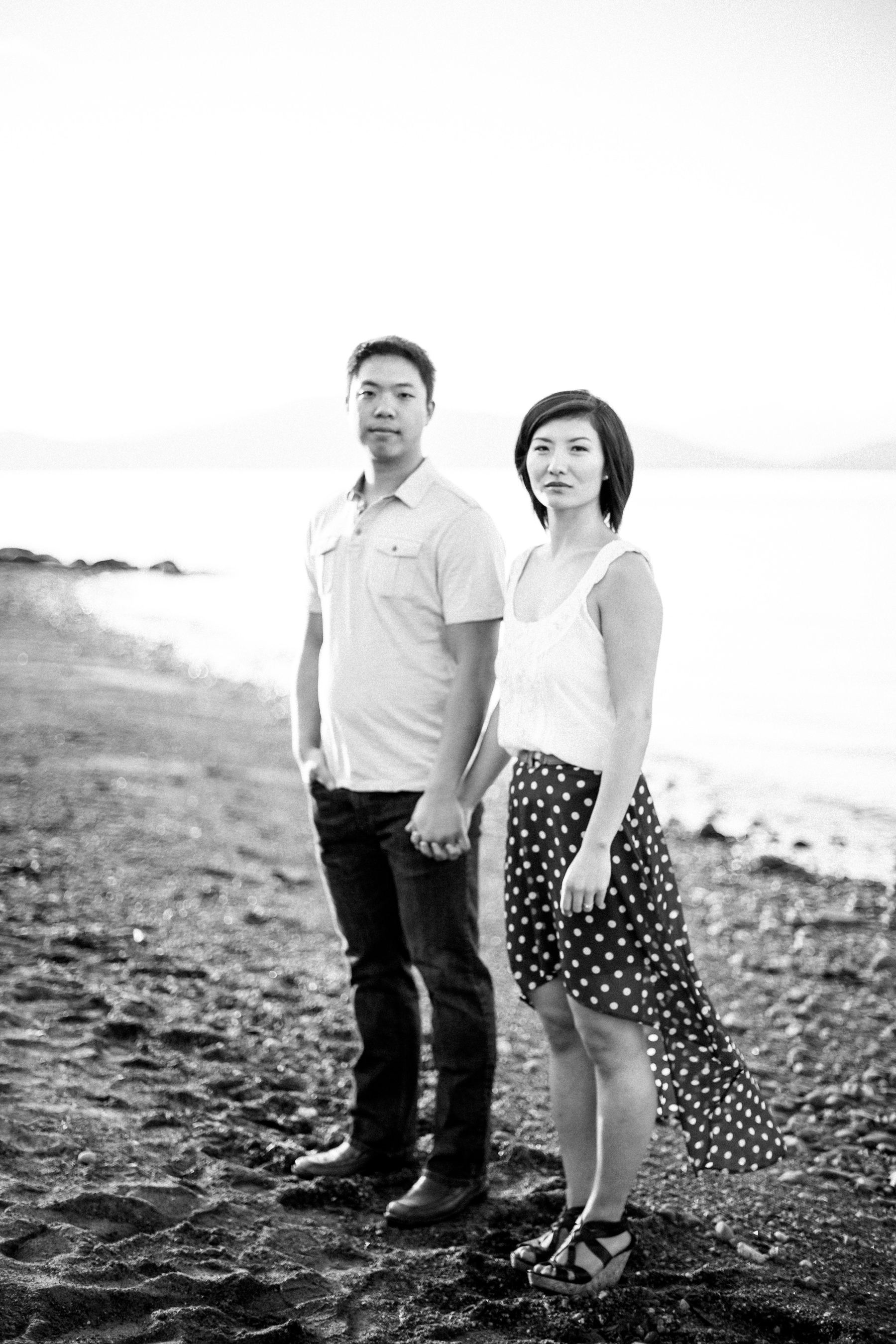 Creative Engagement Photographer Vancouver