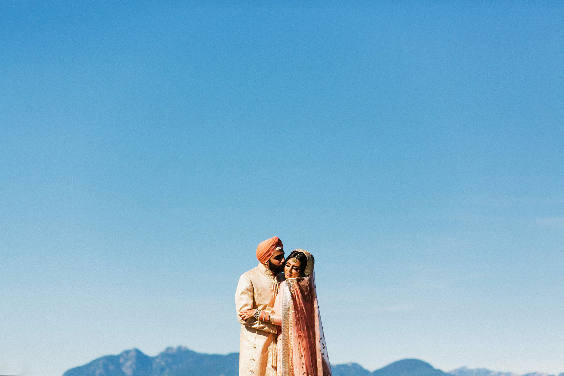 Documentary Vancouver Indian Wedding Photographer