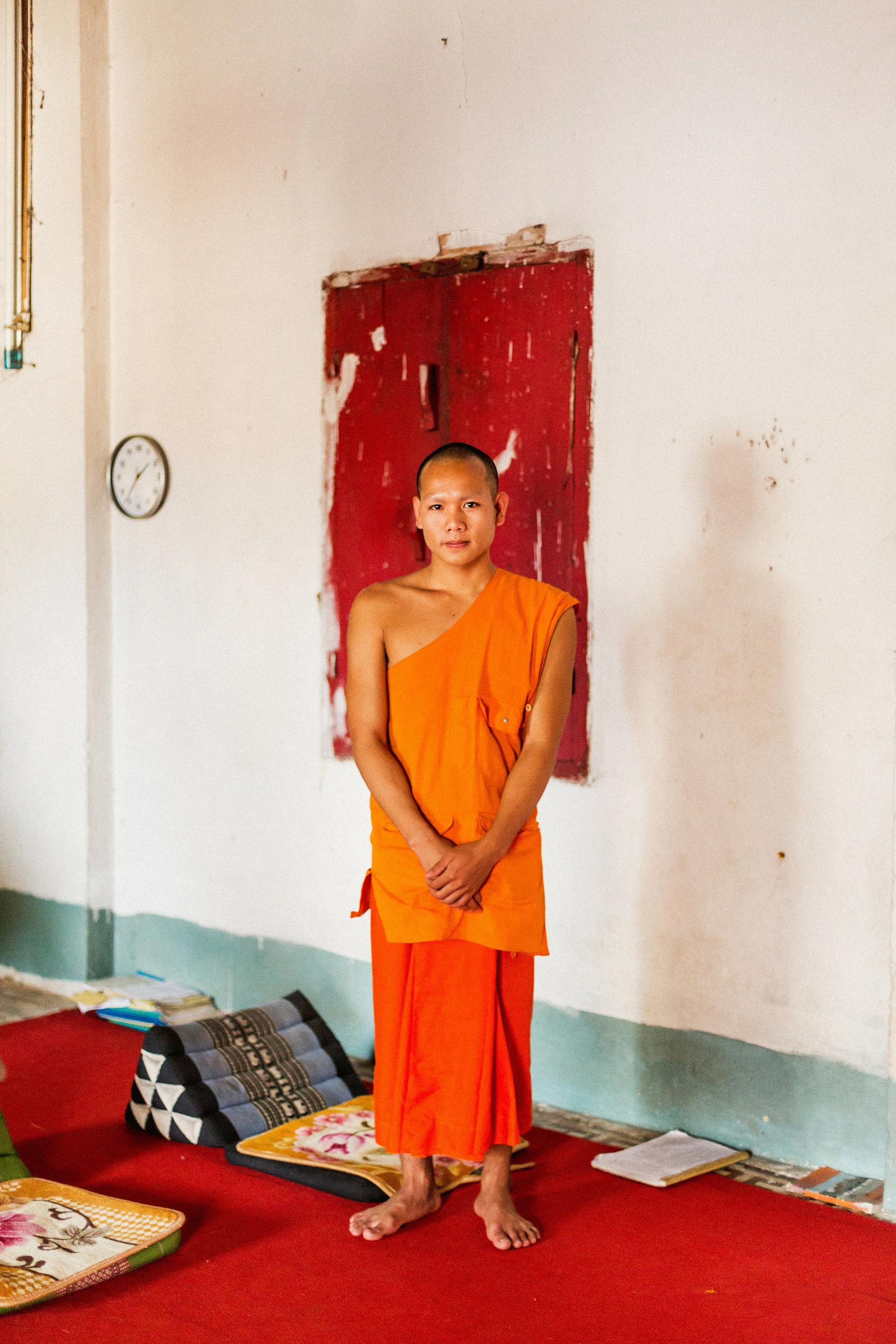 Laos Street Photographer