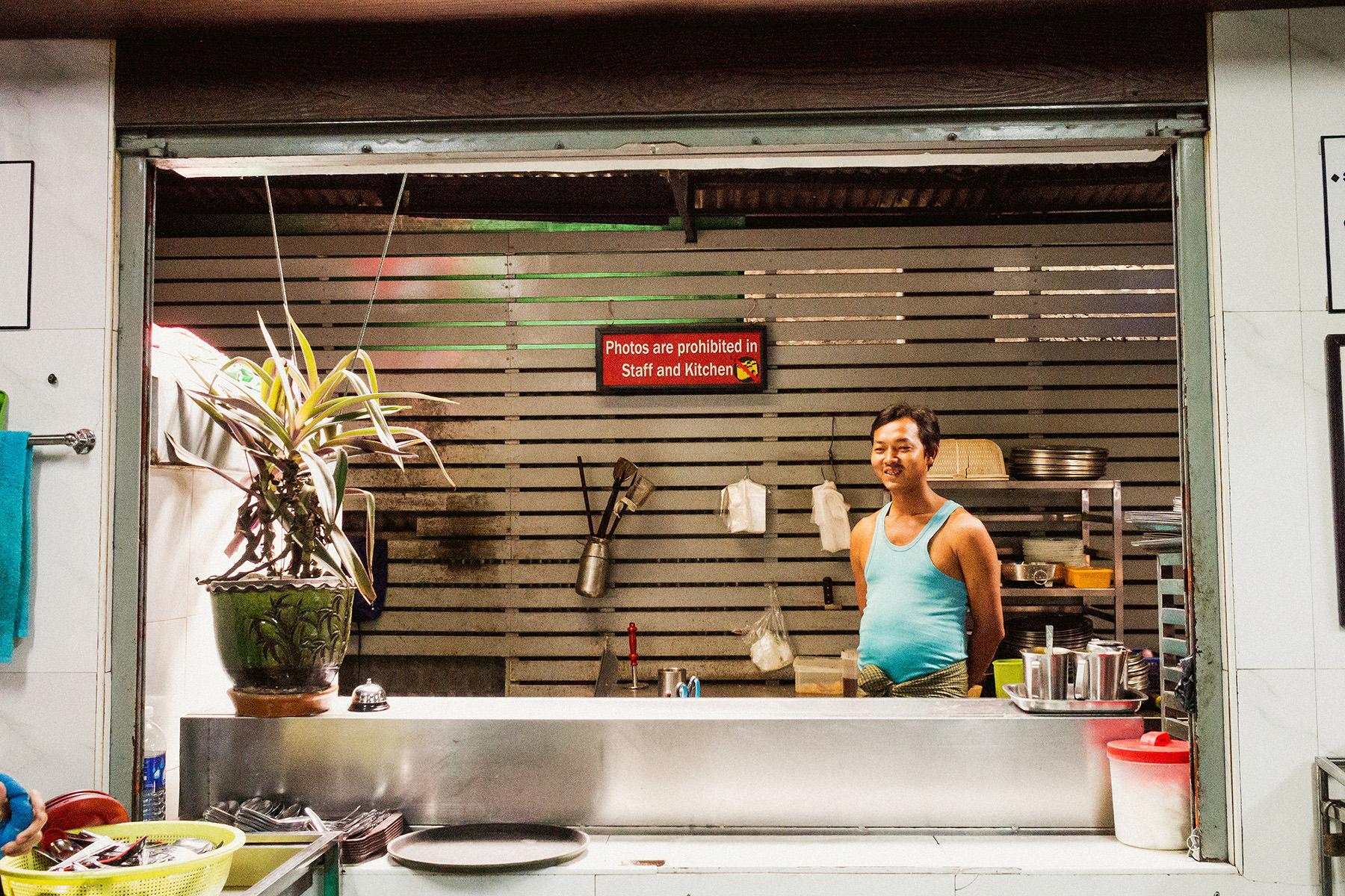 Yangon Street Photographer