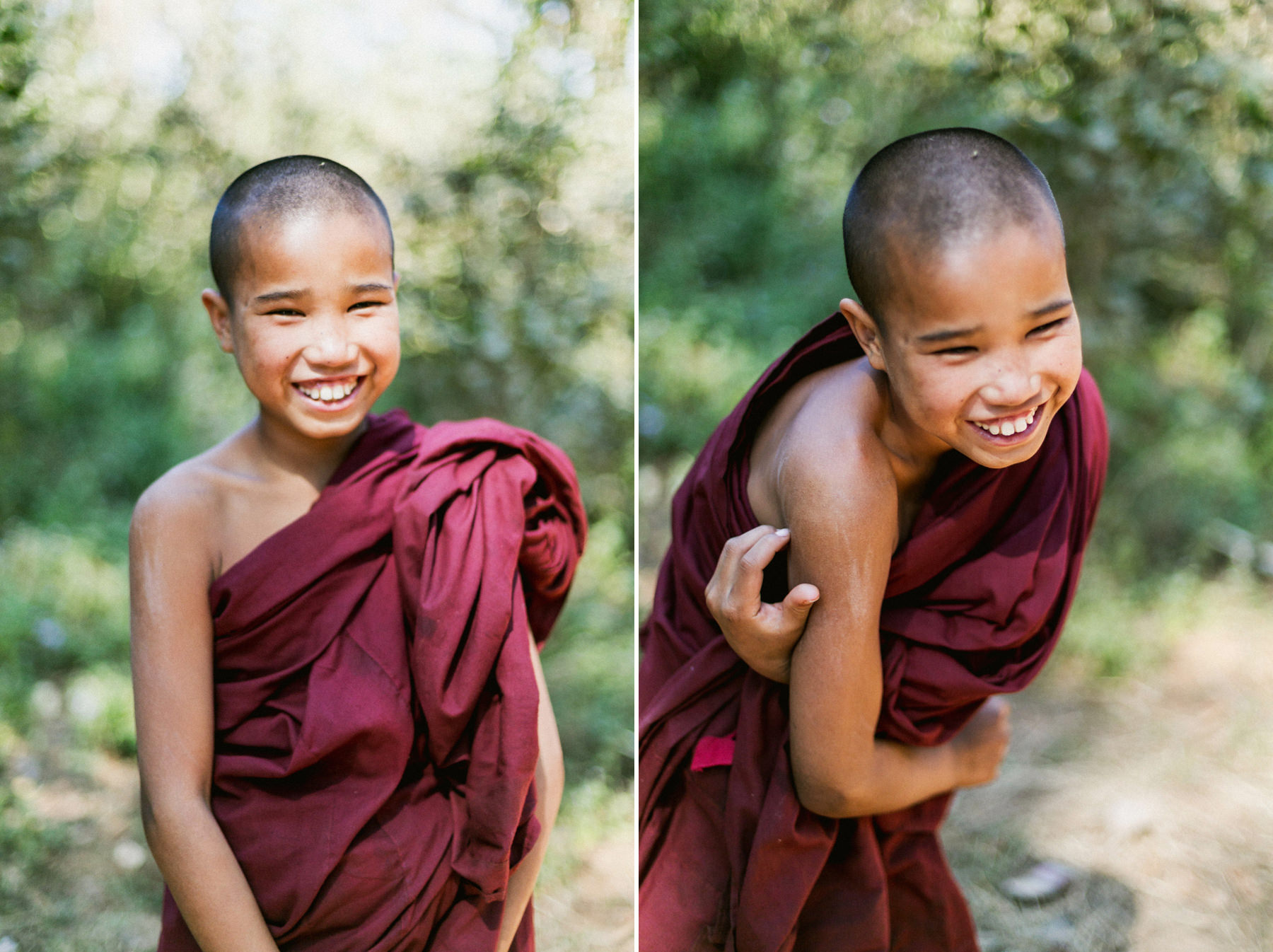Myanmar Novice Monks2