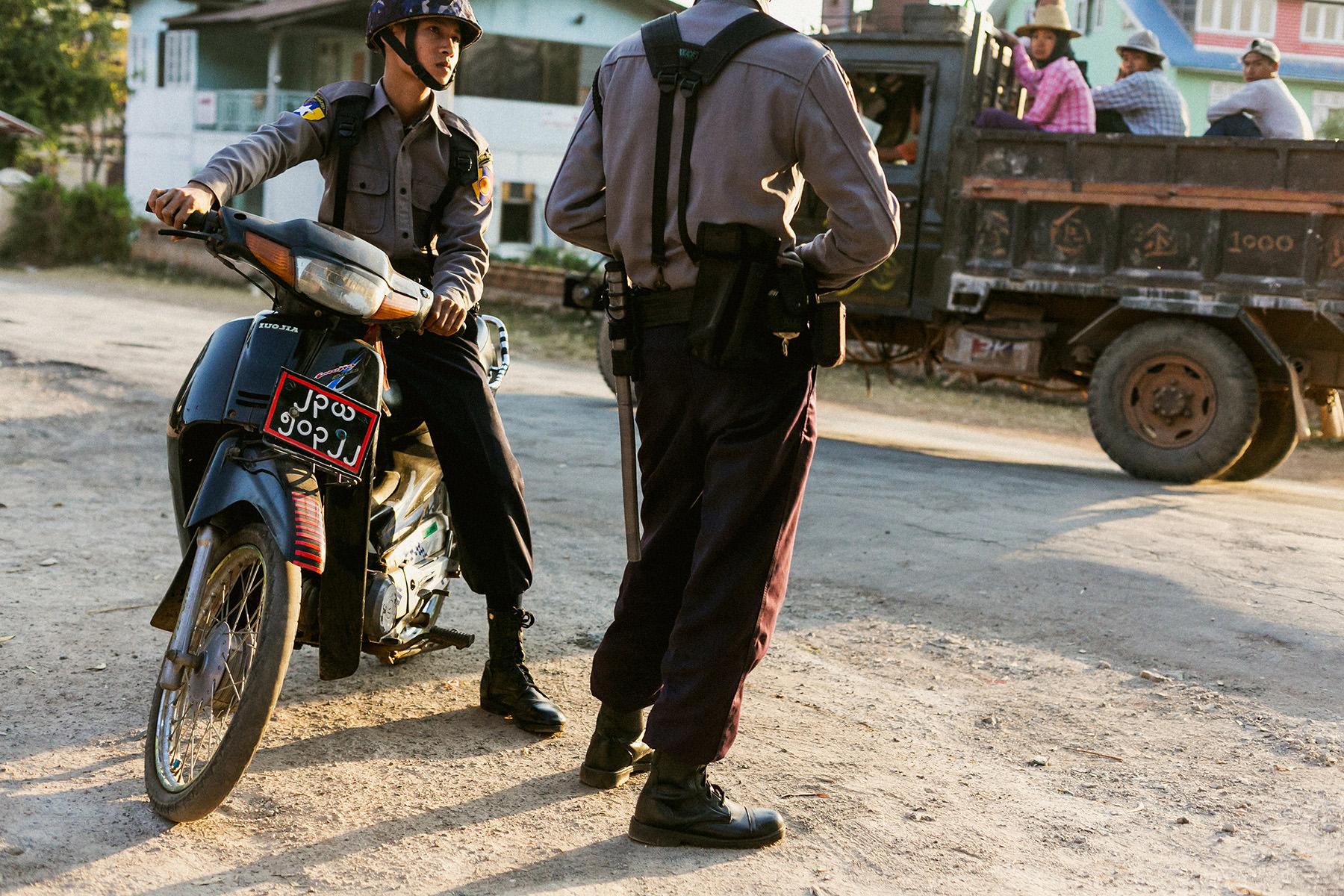 Myanmar Kalaw Photography