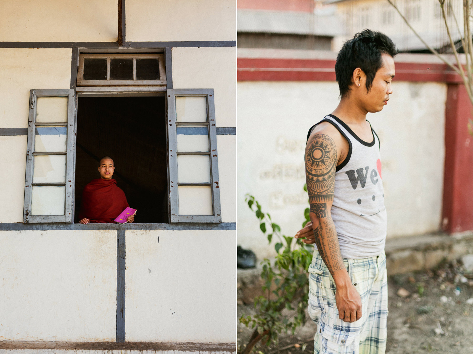 Myanmar InleLake Street Photographer