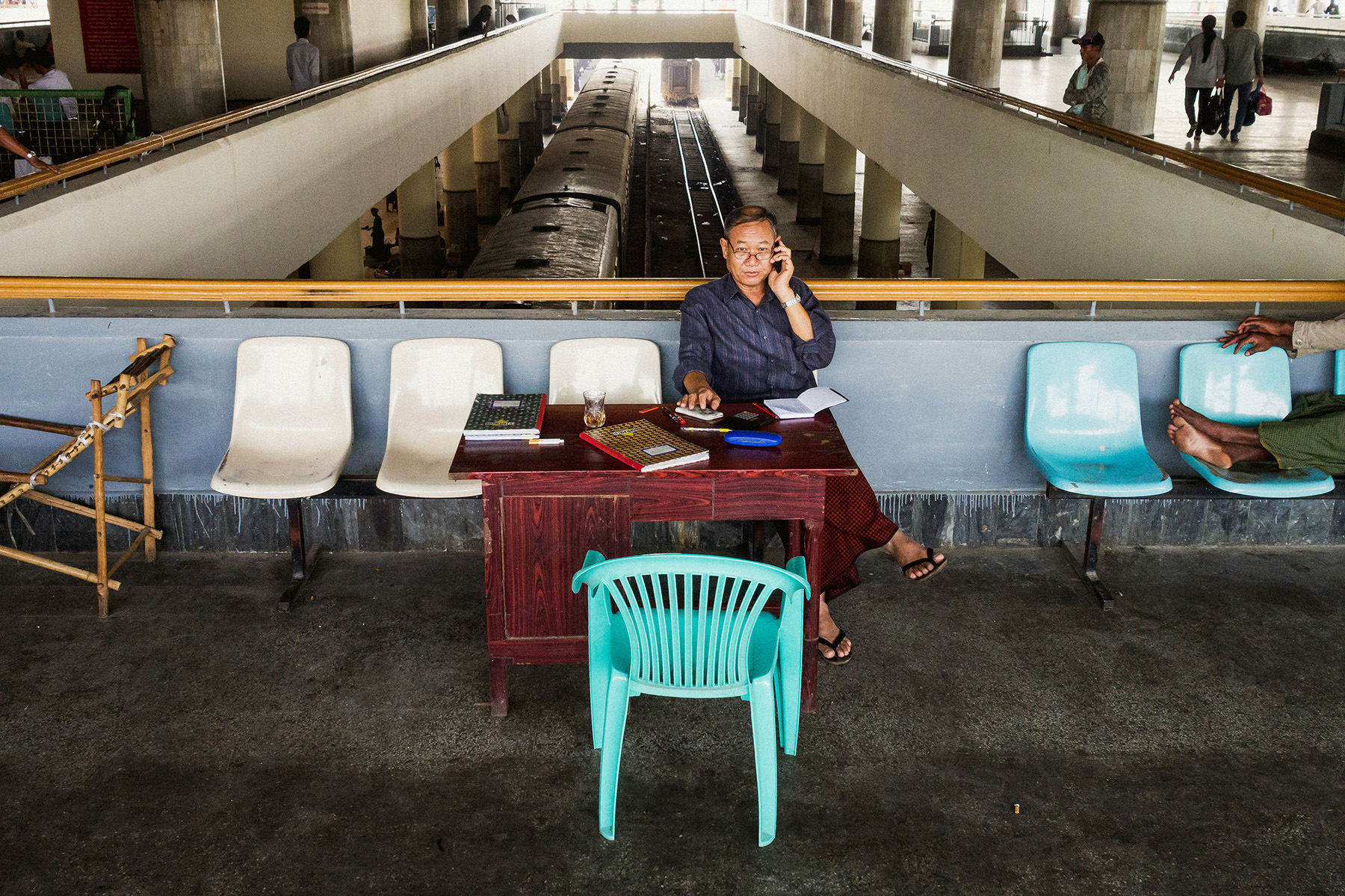 Mandalay Street Photographer