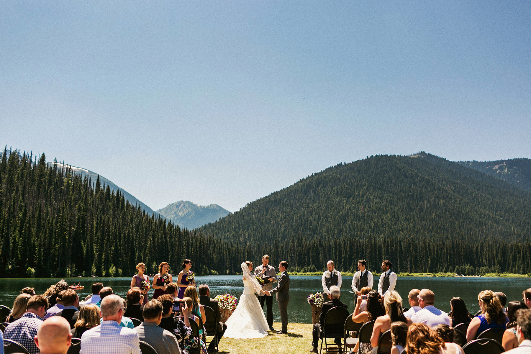 Manning Park Wedding Photographer