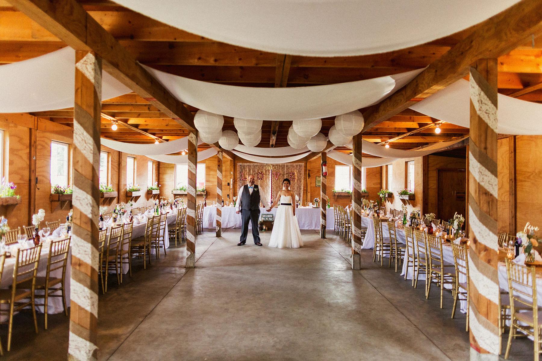 Mt.Lehman Country Farm Wedding