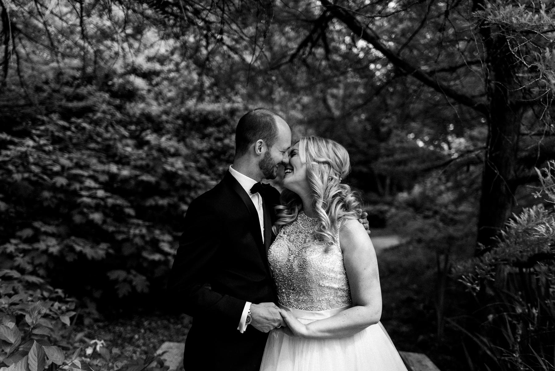 UBC Cecil Green Wedding