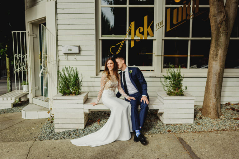 Vancouver Wedding Photogarphy, Brix and Mortar, BC