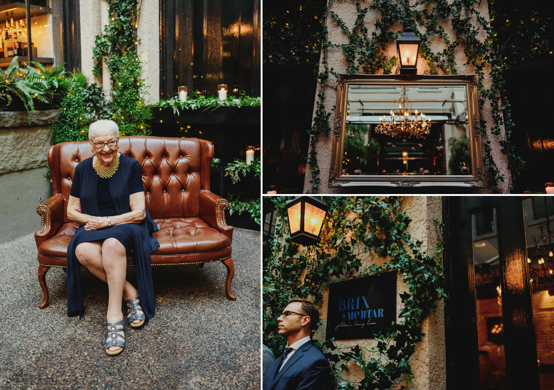 Brix & Mortar Wedding Photos