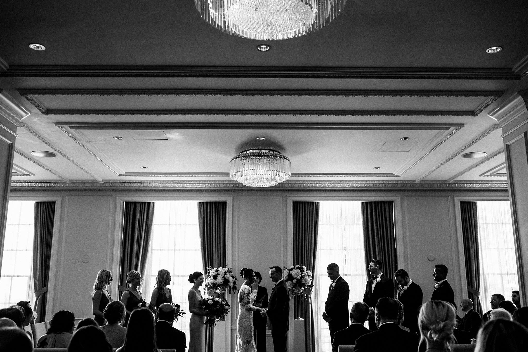 Hotel Georgia Wedding Photographer