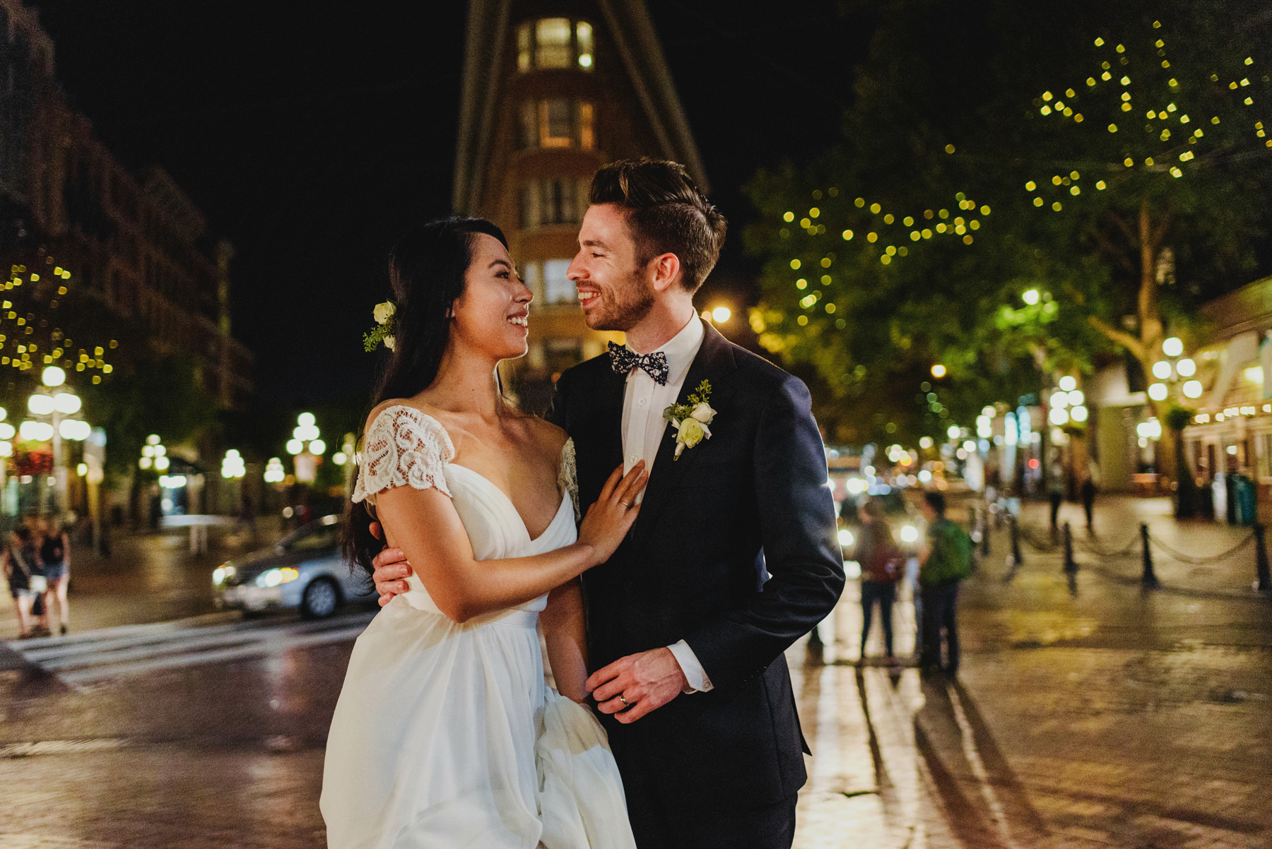 Gastown Wedding Photos