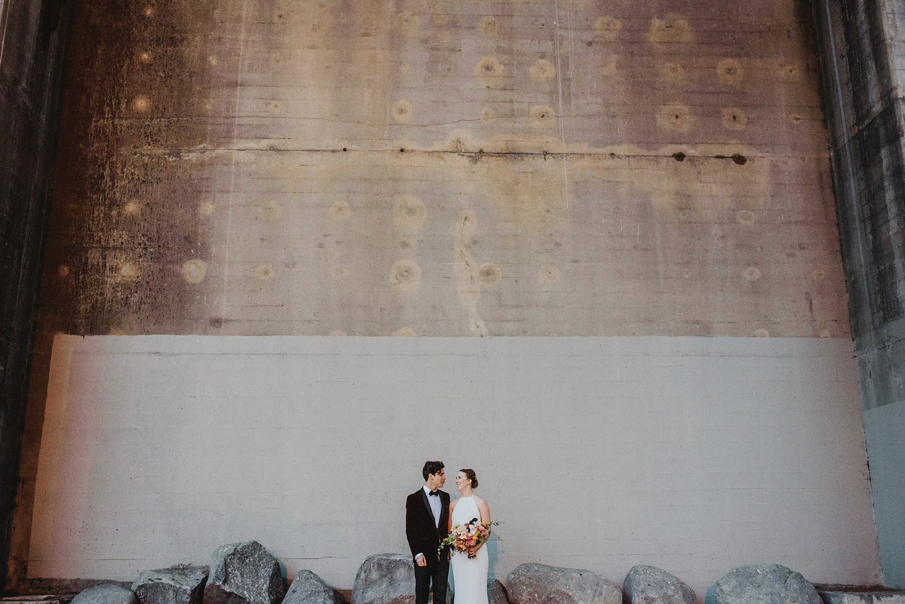 Creative Vancouver Wedding Photos