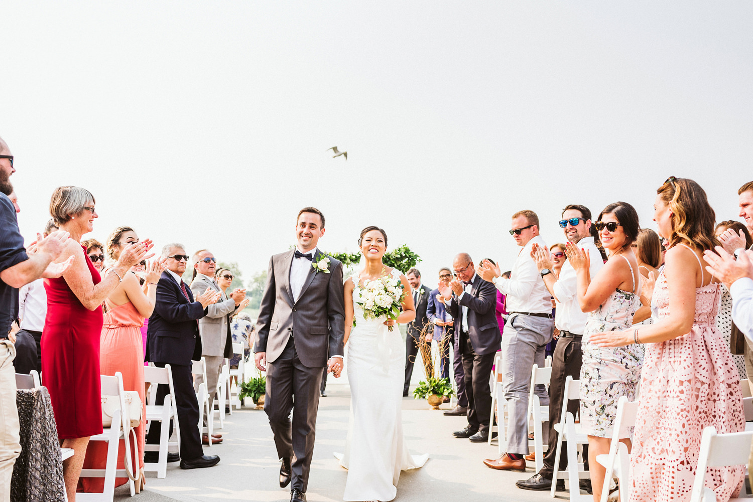 UBC Boathouse Wedding