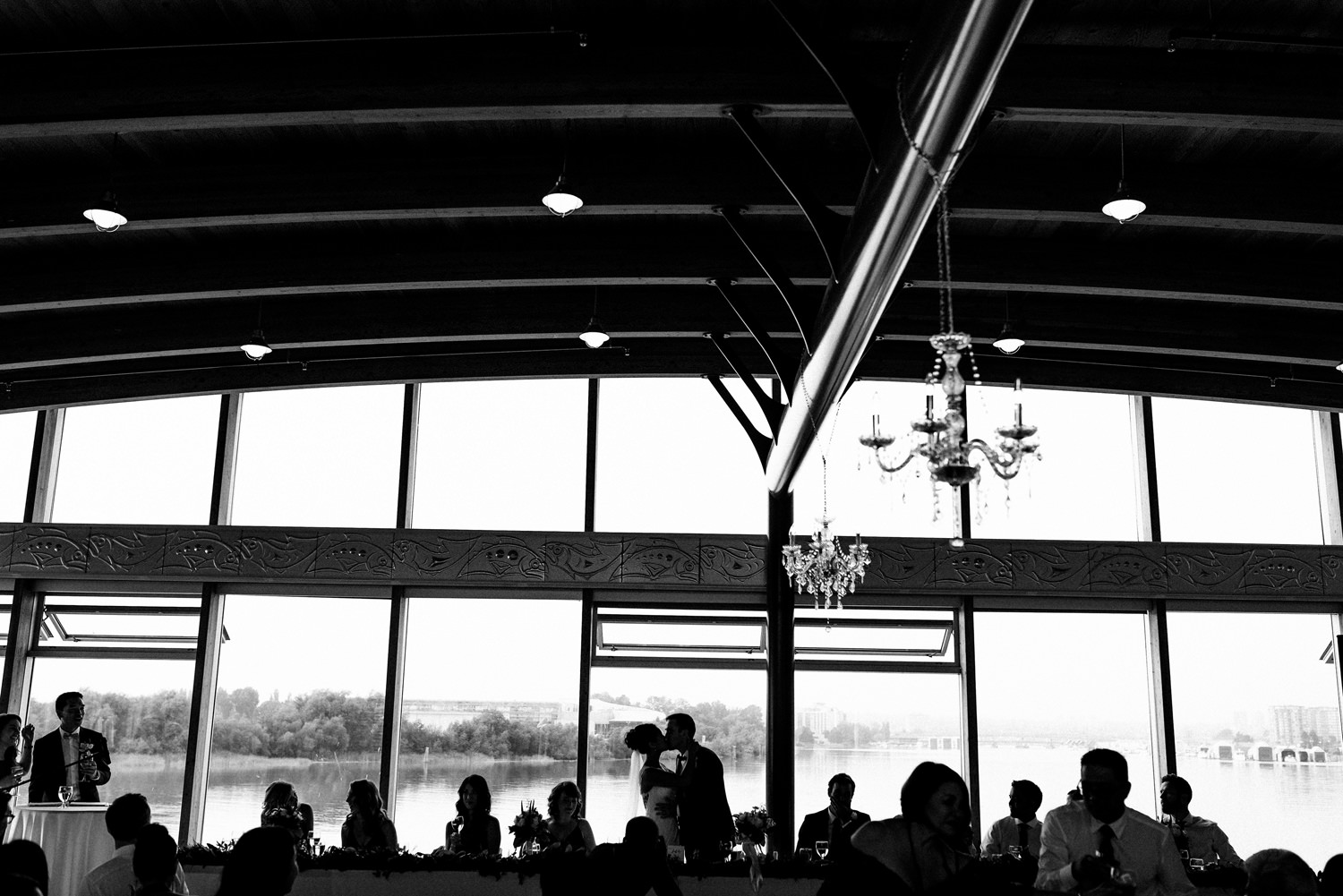 UBC Boathouse Reception Wedding
