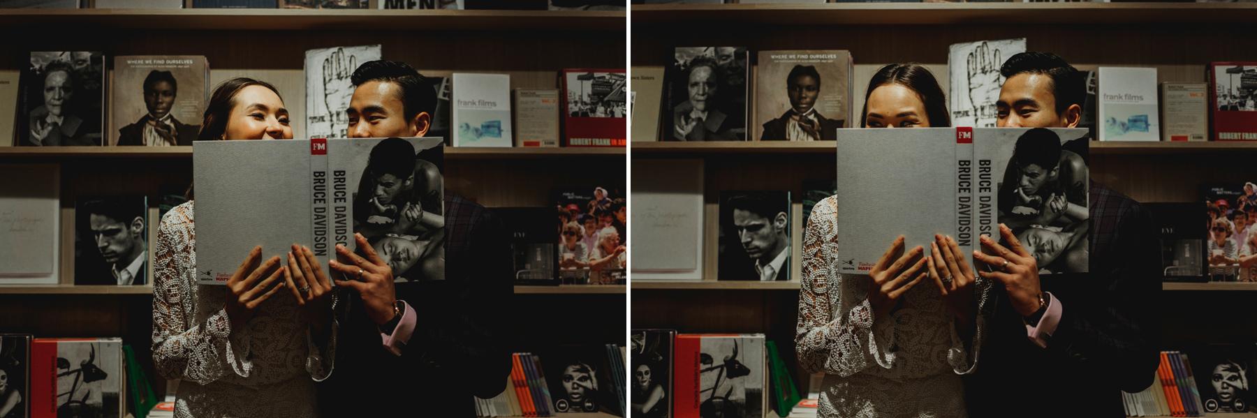 Polygon Gallery Bookstore