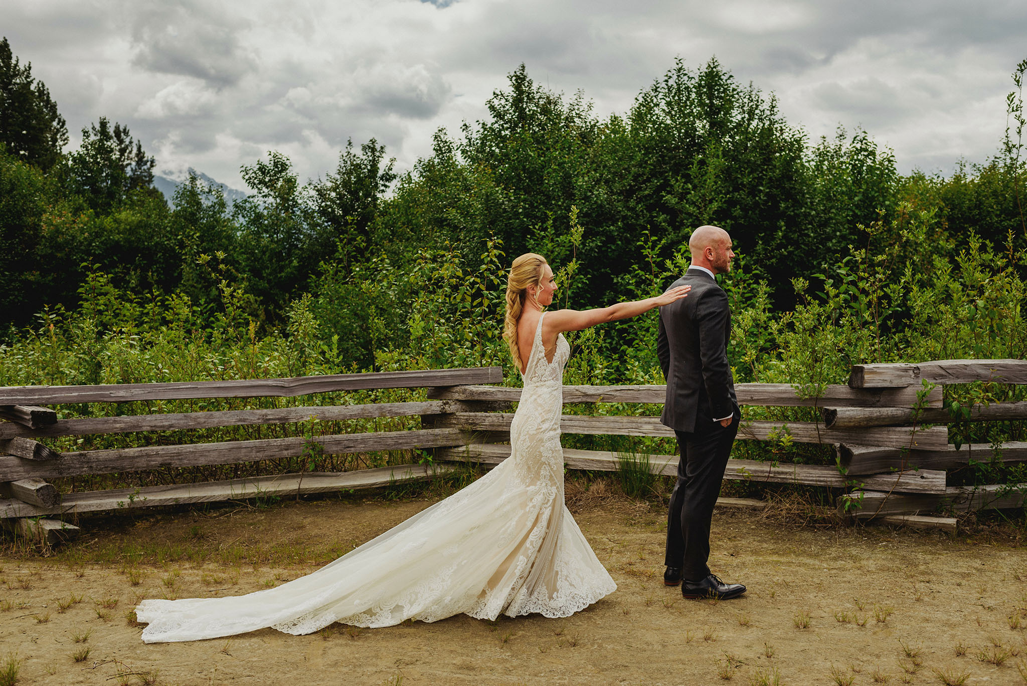 Nita Lake Lodge Wedding Romantic02