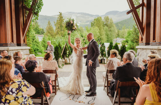Nita Lake Lodge Wedding Romantic14